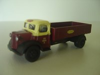 EM76115 Austin K2 Dropside Tray British Railways Truck