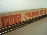PESL100 Peco Code100 Nickle Silver Flexible Track in a full Box of TWENTY FIVE LENGTHS