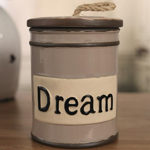 Rope Handle DREAM Canister