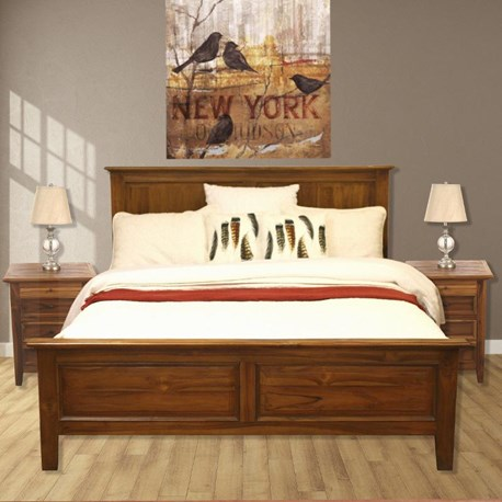 'Portland' Queen Size Bed
