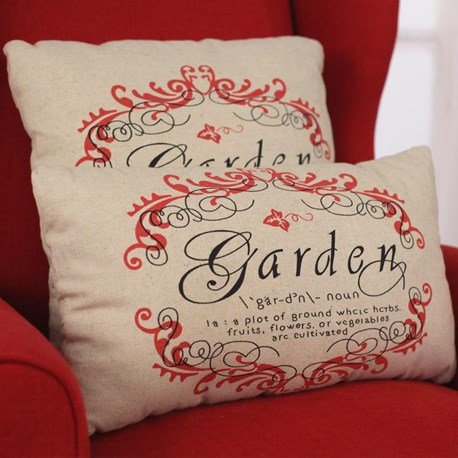 Garden Cushion - Square or Lumbar