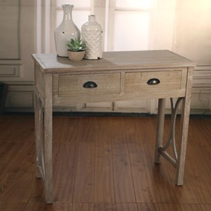 Two Drawer Sofa Table - 'Chapel'