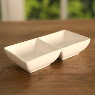 Two Bowl Dish