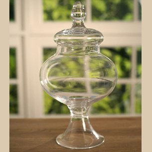 Glass Jar - 33cms