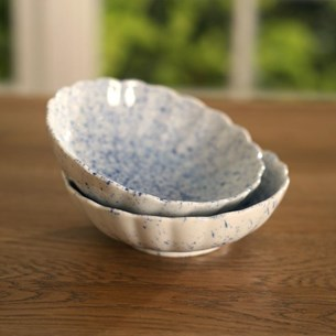 Mini Round Serving Dish - Two Colours