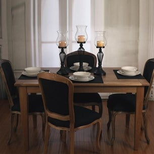 USA Oak Dining Tables - 'Orleans Collection'