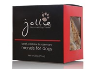 Beef, Cashew & Rosemary Morsels 200g Taster Box