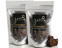 Sweet Honey & Sesame Dried Beef Treats 2 PACK