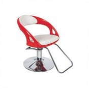 Charlotte - modern, stylish and classy new design brought to you by All Salon Supplies Hairdressing salon chairs at wholesale direct prices