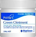 Green Ointment 200g - (Potties)