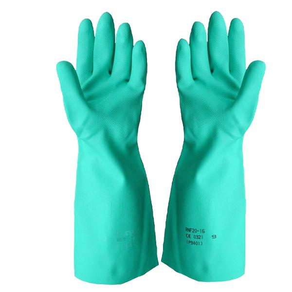 latex gloves and food safety