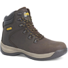 S3 - SRA HRO - Apache AP315CM Brown Flexi Hiker Sytle Safety Boots - Conforms to EN ISO 20345 S3 SRA HRO - SS-AP315CM