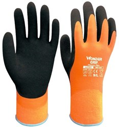 Wondergrip Premium Orange Thermal Dexterous Waterproof
