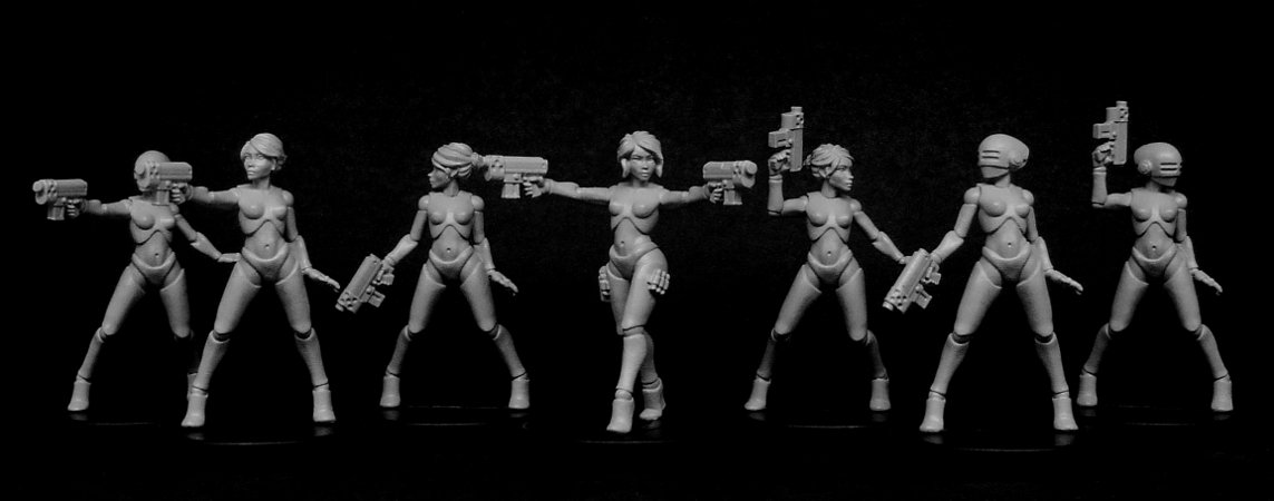 Mei-Lin Mayfair and the Hong Kong Killer Fembots Special Offer returns!