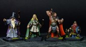 SF000 Statuesque Fantasy Adventurers