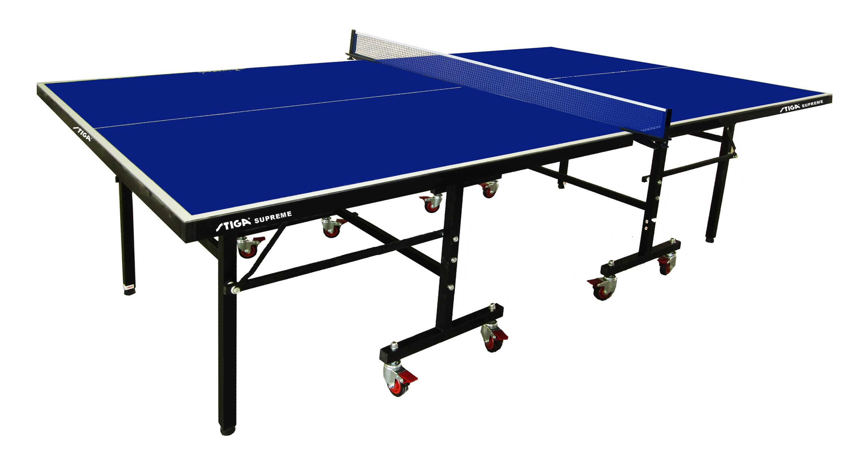 Stiga supreme outdoor table tennis table tennis racquets - Stiga outdoor table tennis table ...