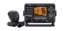 ICOM IC-M506EURO VHF Radio BLACK