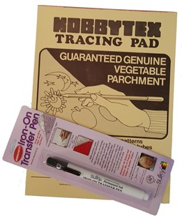 Tracing Pad & Transfer Pen Special