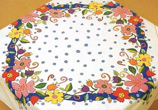 Carnival Tablecloth