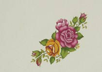 Heritage Rose Placemat