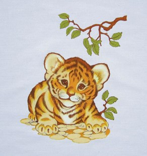 Cub Cushion Cover