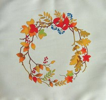 Autumn Tide Placemat