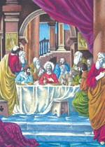 The Last Supper - Large Size