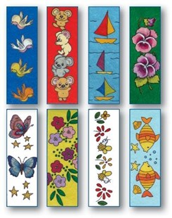 Novelty bookmarks