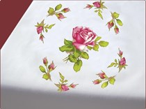 English Rose Coffee Cloth