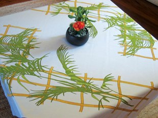 Palm Tablecloth