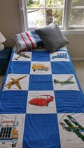 Wings & Wheels Quilt Blocks
