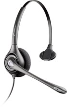 Plantronics HW251N SupraPlus  Wideband Monaural Headset - noise cancelling
