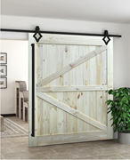 British Brace Barn Door BD002H-1020
