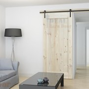 Plank Barn Door BD001H (2400mm)