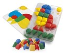 Miniland Educational Super Pegs 32pc