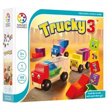 Smart Games Trucky 3 NEW Packaging