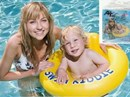 Airtime Baby Care Swim Ring Seat