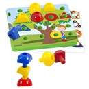 Miniland Educational Activity Pegs
