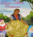 Snow White Dress Up Costume Deluxe