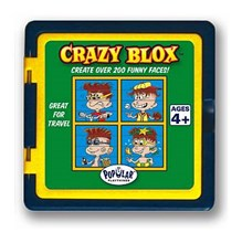 Crazy Blox Travel Puzzle - Boy