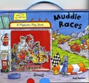 Muddle Races - A Magnetic Play Book