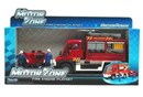Motor Zone Fire Engine Playset