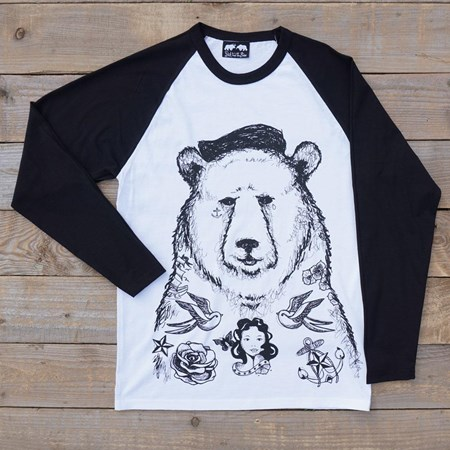 'Old Jerry' Raglan Tee