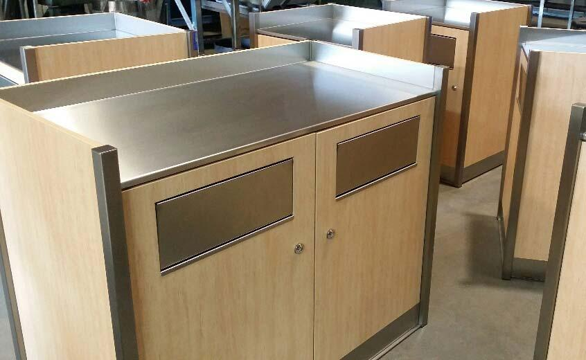 Ltr01 Tray Return Furniture For Public Spaces Street