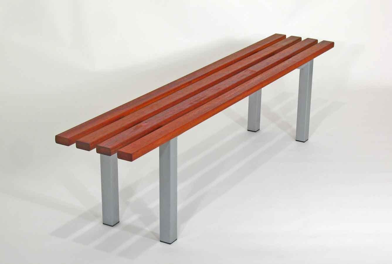 S050 Bench Seating Freestanding Furniture For Public