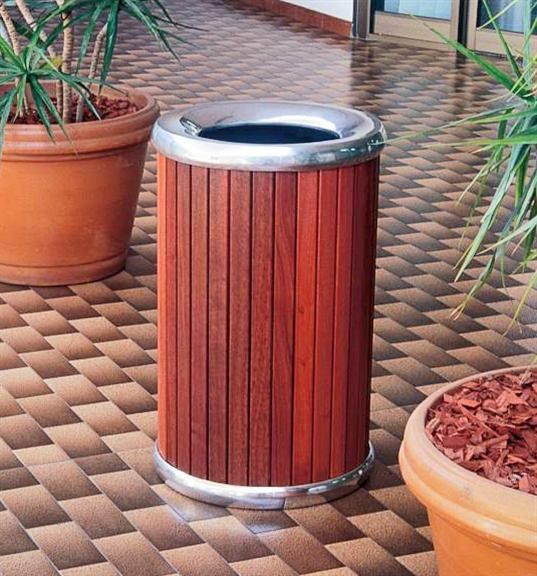 LS480 Tall Timber Slat Bins