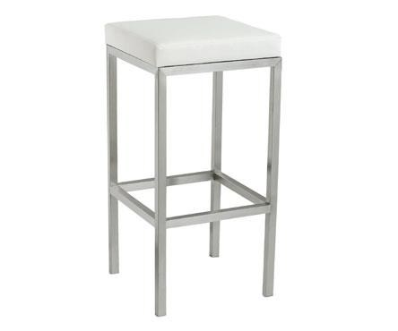 Cube Bar Stool Large Vinyl