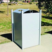 SM1010 Belmont Bin Surround Painted