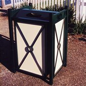 SM1040 Belmont Bin Surround Heritage