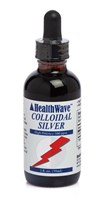 Colloidal Silver Drops